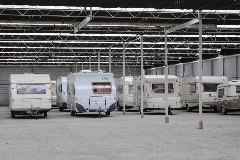 Caravanstalling Almere
