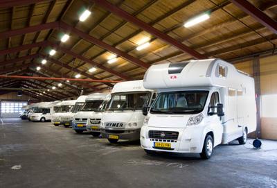 Camperstalling Eindhoven