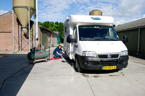Camperstlling Etten-Leur