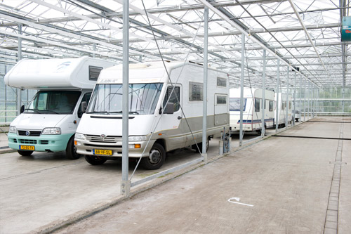 Caravanstalling Alkmaar