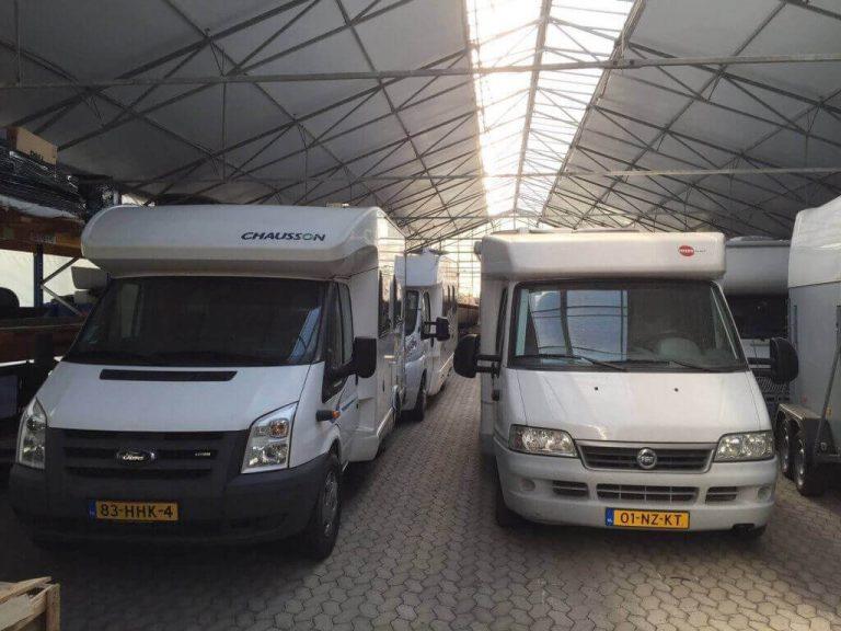 Caravanstalling Asten
