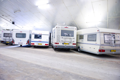 Caravanstalling Etten-Leur