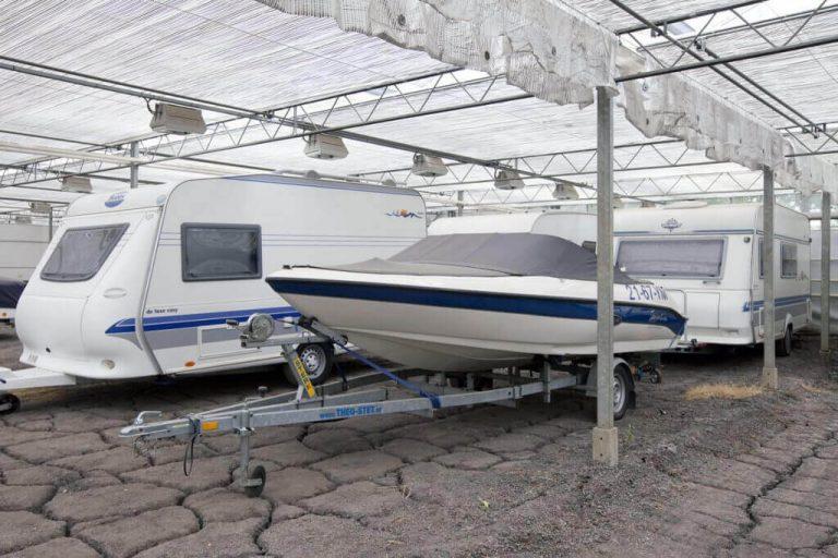 Caravanstalling Haarlem