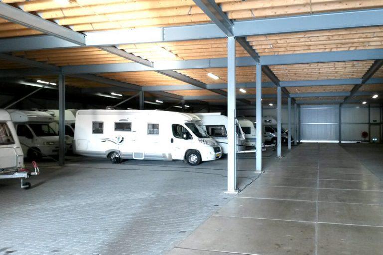 Caravanstalling Heerenveen