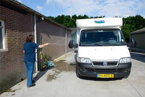 Caravanstalling Hoogerheide