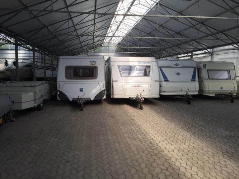 Caravanstalling Nijmegen