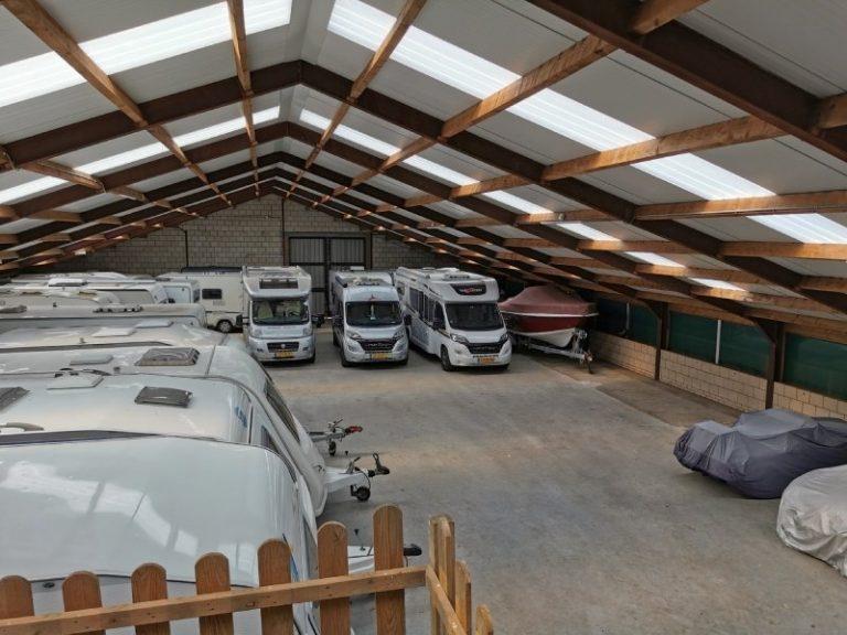 Caravanstalling Zeeland (N-B)