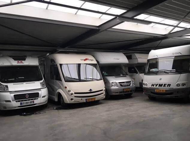 Caravanstalling Rhenen