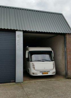 Garagebox Uden