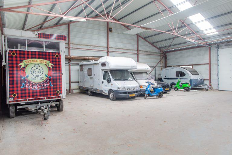 Caravanstalling_Noordwijkerhout