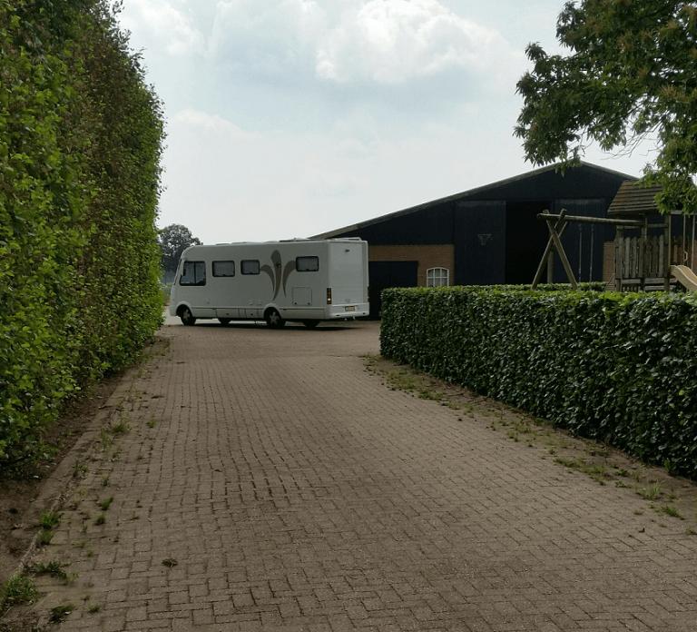 Camperstalling Veghel