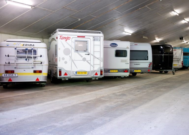 Caravanstalling Den Bosch