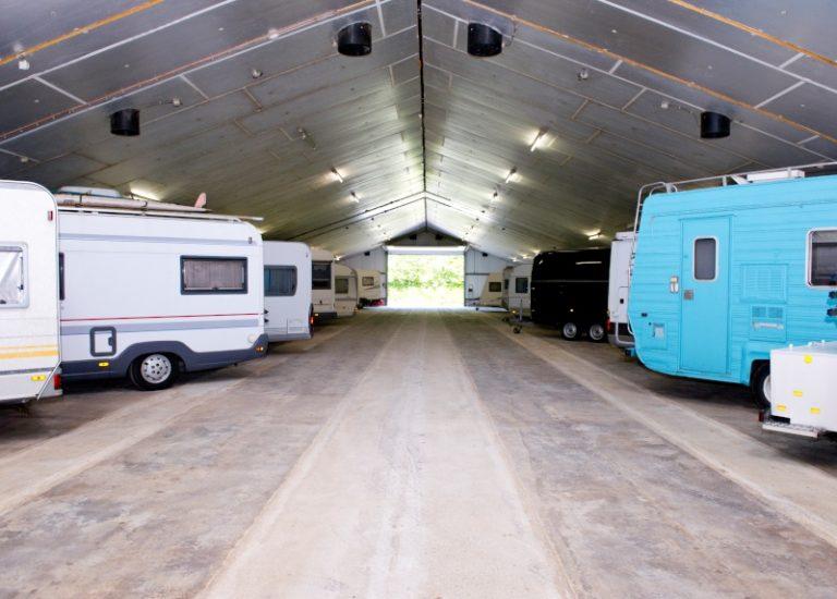 Caravanstalling Roosendaal