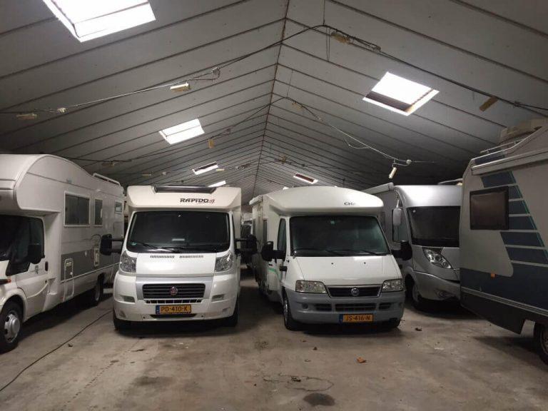 Caravanstalling Apeldoorn