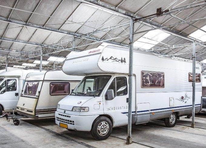 Caravanstalling Berkel en Rodenrijs