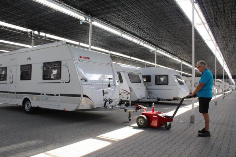 Caravanstalling Hilversum
