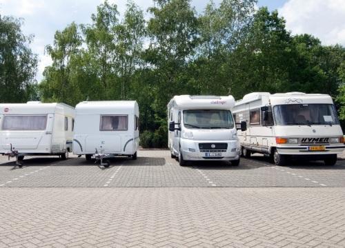 Caravanstalling Sluis