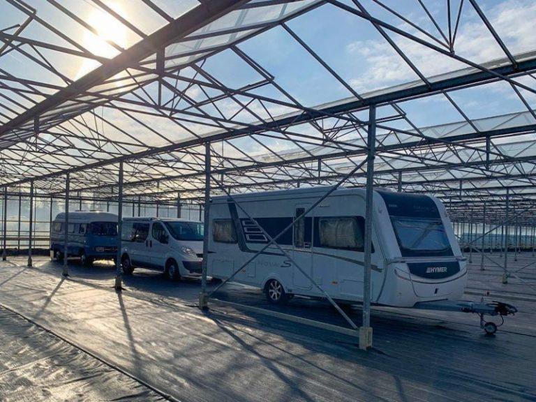 Caravanstalling Baarlo-Venlo 4