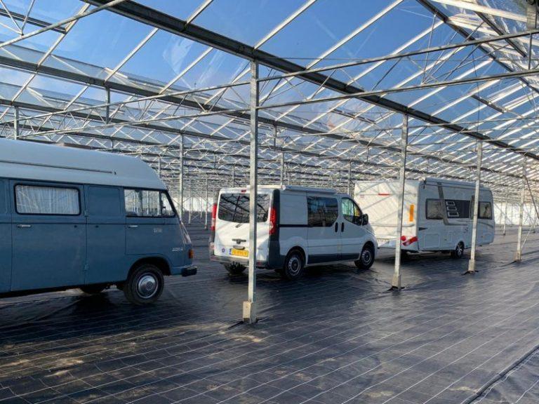 Caravanstalling Baarlo-Venlo 5